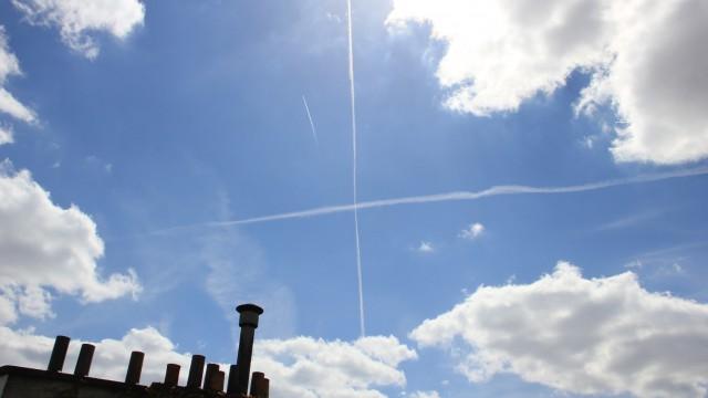 Les signes du Ciel. Sky signs.